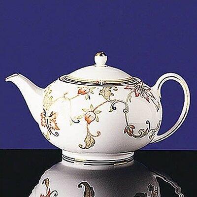 Oberon 1.4 Pt. Flora Teapot