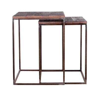 Charleston 2 Piece Nesting Tables