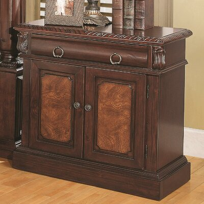 Merkel 1 Drawer Nightstand
