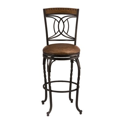 Cordeiro 26 Swivel Bar Stool