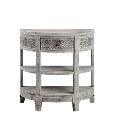 Cannon Console Table