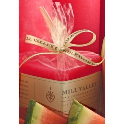 Watermelon Scented Novelty Candle 6829-044-10