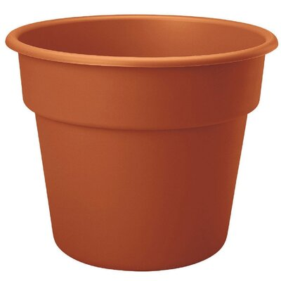 bloem Dura Cotta Round Pot Planter (Set of 24) - Color: Terra Cotta Size: 5.25
