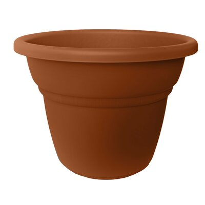 bloem Milano Round Pot Planter (Set of 24) - Size: 3.75