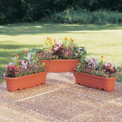 Griswold Oval Rail planter