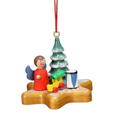 Christian Ulbricht Angel on Star Ornament