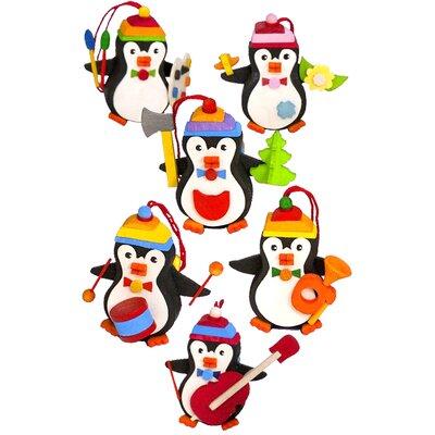 Graupner Penguins Ornament