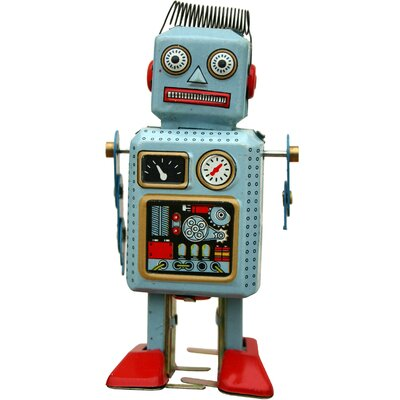 Collectible Decorative Tin Toy Robot MS294
