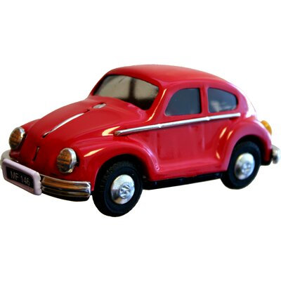 Collectible Volkswagon Tin Toy Model Car MF146