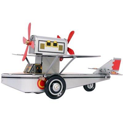 Collectible Tin Toy Model Sea Plane MS442