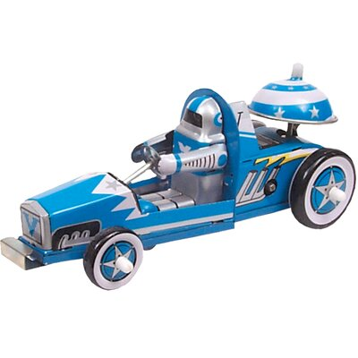 Collectible Tin Toy Model Racer Car MS269