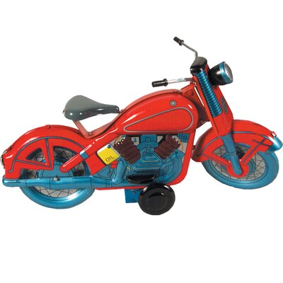 Collectible Tin Toy Motor Cycle MS359