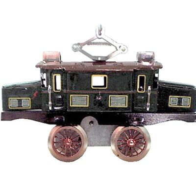 Collectible Tin Toy Locomotive MS900