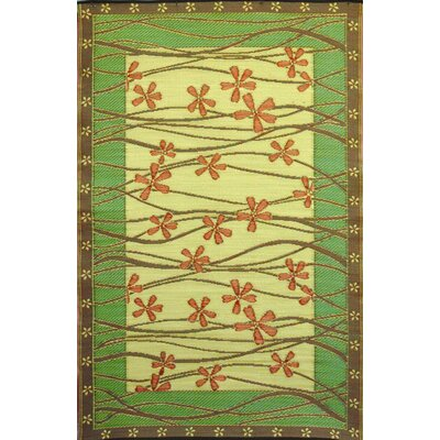Mad Mats Tall Grass Pine Gold Rug - Rug Size: 6' x 9' at Sears.com