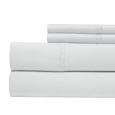Luxury 1000 Thread Count Sheet Set Color: White, Size: King