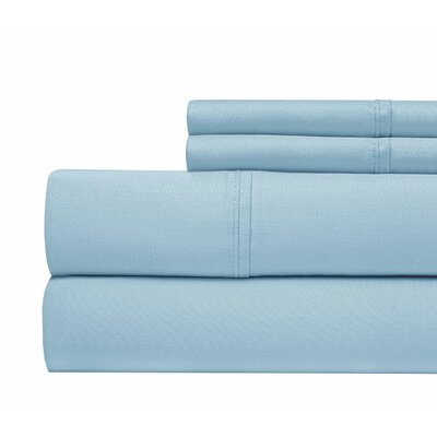 Luxury 1000 Thread Count Sheet Set Color: Blue, Size: California King
