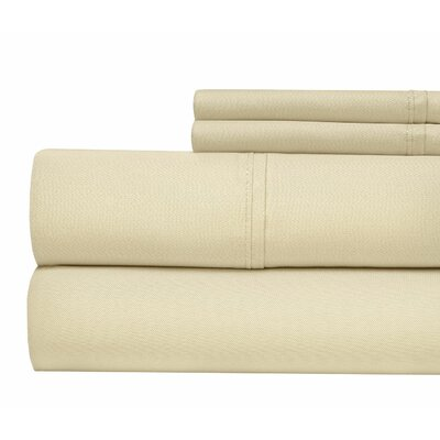 Luxury 1000 Thread Count Sheet Set Color: Taupe, Size: Queen