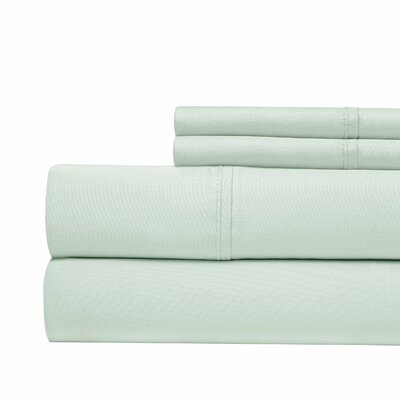 800 Thread Count Sheet Set Color: Sage, Size: California King