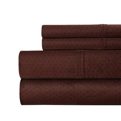 4 Piece 400 Thread Count 100% Cotton  Set Size: Queen