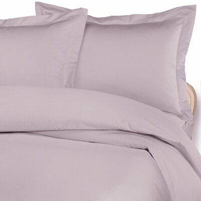 3 Piece Duvet Cover Set Size: King, Color: Lilac