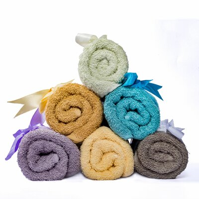 Supersoft 6 Piece Towel Set