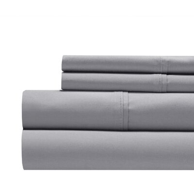 Decker Luxury 1000 Thread Count Sheet Set Color: White, Size: King