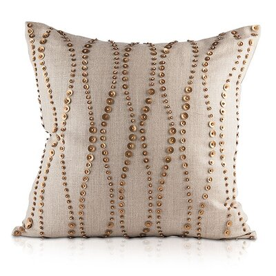 Lakari Linen Throw Pillow