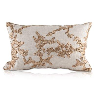 Adaraka Linen Lumbar Pillow