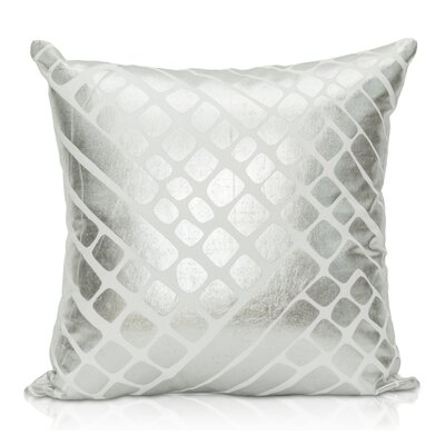 Tikata Cotton Throw Pillow