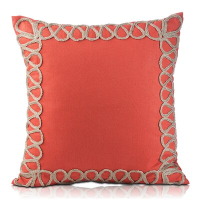 Nimbu Linen Throw Pillow