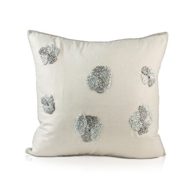 Kapok Linen Throw Pillow