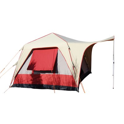 Pine Deluxe Canvas Turbo Tent Person - Product photo