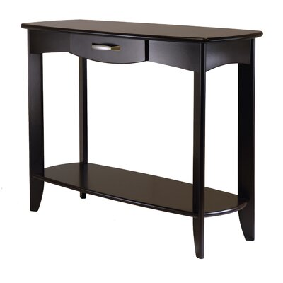 Cheap Winsome Danica Console Table in Dark Espresso (WN1478)