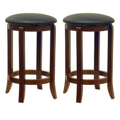 Iverson 2 Piece Swivel Bar Stool Set