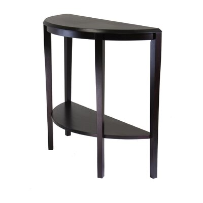 Cheap Winsome Nadia Console Table in Dark Espresso (WN1558)