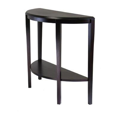 Cheap Winsome Nadia Console Table in Dark Espresso (WN1558)