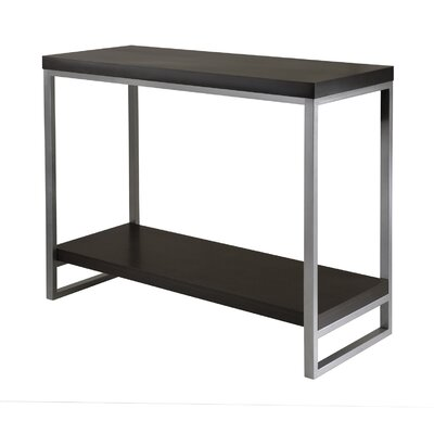 Cheap Winsome Jared Console Table in Black (WN1595)