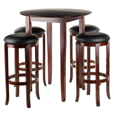 Fiona 5 Piece Pub Table Set