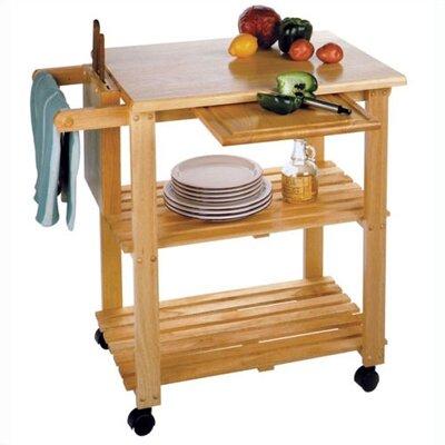 Cheap Winsome Basics Kitchen Cart (WN1078)