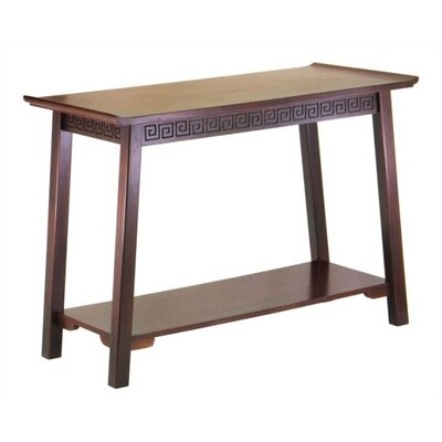Financing Chinois Console Table...
