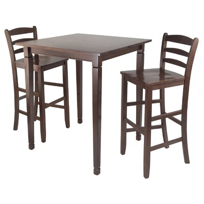 Easy financing Kingsgate Pub Table Set...
