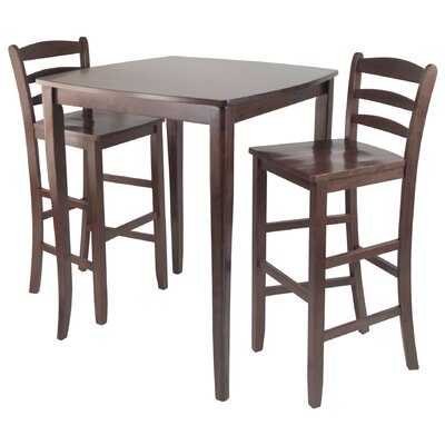 Credit for Inglewood Pub Table Set...