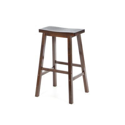 Bar Stool - Saddle Seat 29