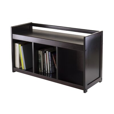 Addison Wood Storage Bench