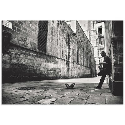 'Sax in the City' by GertJan Van Geerenstein Photograhic Print X915050MT