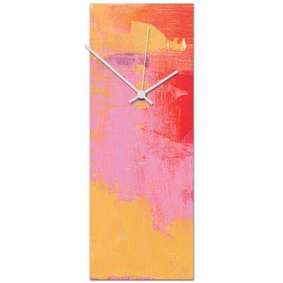 Palaestra Analog Wall Clock Size: Medium