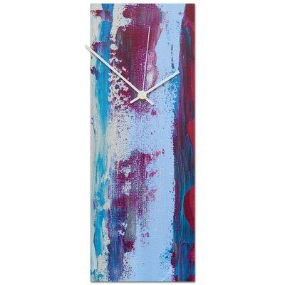 Onasander Rectangular Wall Clock Size: Medium