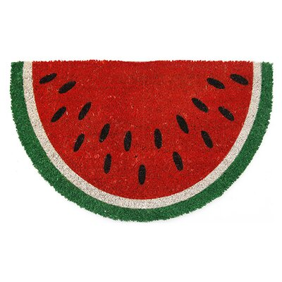 Sweet Home Watermelon Doormat