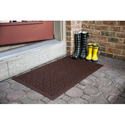 Weather Beater Leaves Doormat