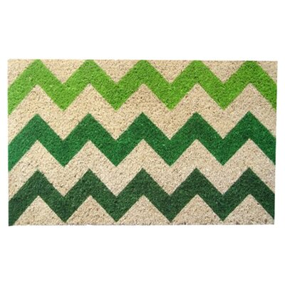 Chevron Doormat